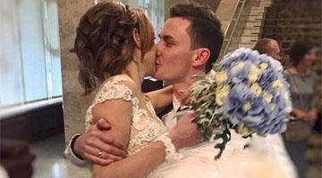 На свадьбе Шурыгиной жених избил блогера