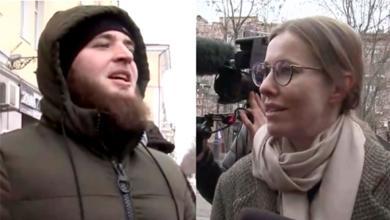 «Кофе вреден для лошадей»: Собчак унизили во время одиночного пикета в Грозном