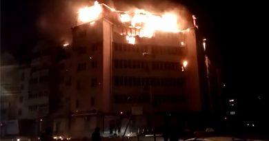 Из-за майнера криптовалют в городе Артеме сгорел многоквартирный дом