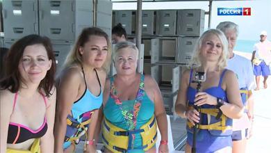 Мама Даны Борисовой отправилась в отпуск с Малаховым