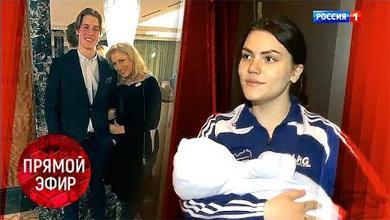 Изгнанная невестка Марии Шукшиной рожает в прямом эфире