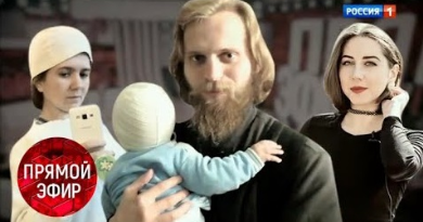 Андрей Малахов. Прямой эфир. Бывший священник украл детей у беременной жены и скрылся с любовницей.