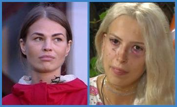 Ольга Сударкина избила Наталью Игрунову