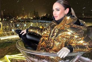 Оля Бузова в новогоднюю ночь появится на многих российских каналах