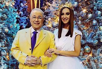 Тайной подругой Евгения Петросяна оказалась Ольга Бузова