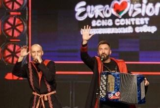 Сорока и Воронко выбыли из конкурса «Евровидения»