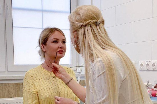Дарья Пынзарь решилась на пластику лица