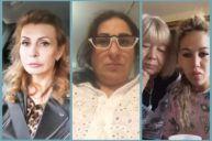 Ирина Агибалова, Марина Тристановна, Мария Кохно в Прямом эфире