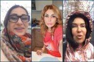 Марина Тристановна, Ирина Агибалова, Татьяна Африкантова в Прямом эфире