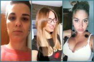 Катя Токарева, Ольга Бузова, Маша Кохно в Прямом эфире