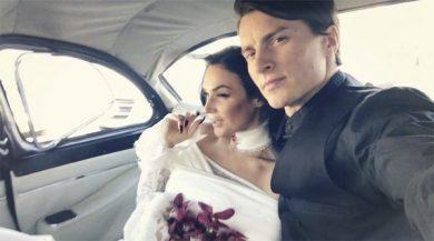 Алена Водонаева опубликовала свадебное видео