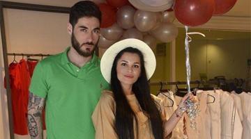 Тигран и Юлия Салибековы представили свою новую песню