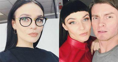 Алена Водонаева изменила свой имидж