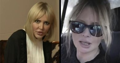 Маша Малиновская в «Прямом эфире» оскорбила Дану Борисову