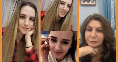 Ольга Гажиенко, Рита Марсо, Ирина Агибалова в Прямом эфире