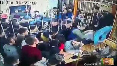 Новогоднее побоище в якутском ночном клубе попало на видео