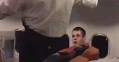 Авиадебошира, ударившего стюарда, задержали в Петропавловске-Камчатском