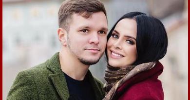 Виктория Романец и Антон Гусев в Праге
