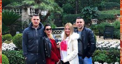 Римские каникулы Даши Пынзарь в окружении мужа и друзей
