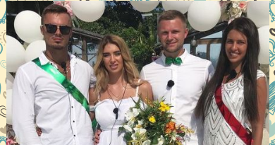 Сейшельская свадьба понарошку
