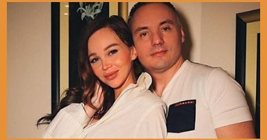 Анастасия Лисова родила дочь