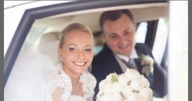 У Натальи Варвиной сегодня годовщина свадьбы