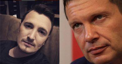 Влад Кадони извинился перед Владимиром Соловьевым