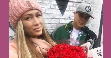 Беременная Алена Ашмарина помирилась с Григоренко
