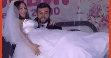 Почему бы Тристановну в свадебный конкурс не отправить?