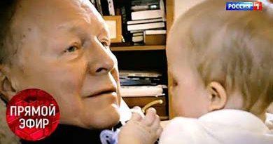 70 летний актёр Борис Галкин покажет новорождённую дочь