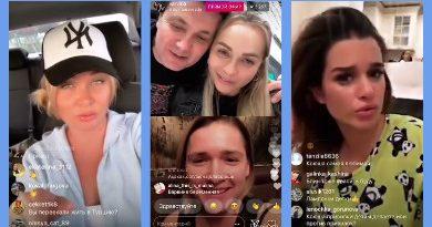 Наталья Варвина, Дарья Пынзарь, Ксения Бородина в Прямом эфире