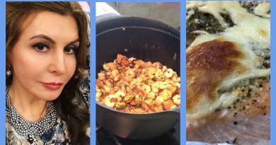 Рецепт от Ирины Агибаловой. Филе форели под сыром