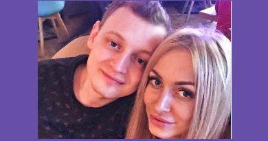 Кристина Дерябина рассталась со своим сожителем